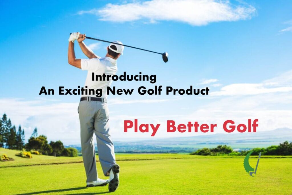Introducing a exciting new golf product